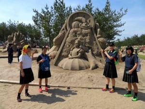 砂の祭典1