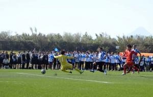 男子サッカー県選手権