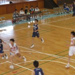 5.26男子バスケ