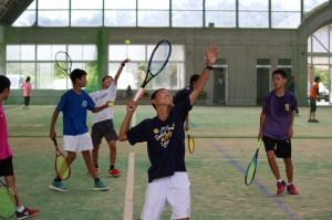 男子テニス1