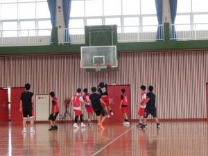 男子バスケ1