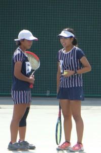 女子テニス10.17③