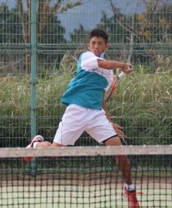 男子テニス10.18